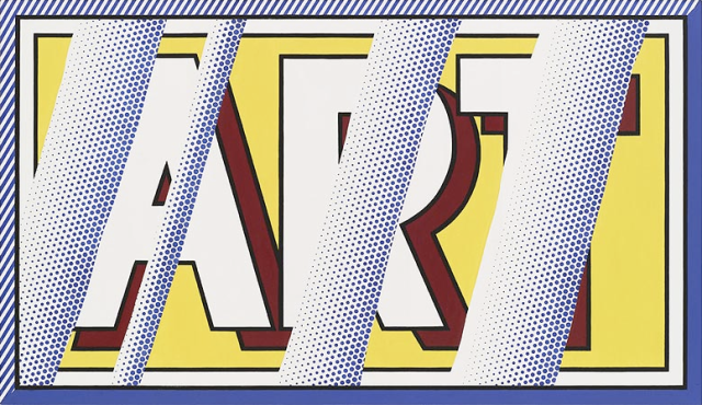 Roy-Lichtenstein-Art-1988-Mitchell-Innes-Nash