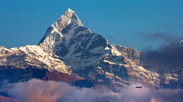 Annapurna Range - Nepal